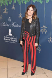 Ashley Tisdale Stills at Brooks Brothers Holiday Celebration with St Jude Children's Research Hospital