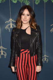 Ashley Tisdale Stills at Brooks Brothers Holiday Celebration with St Jude Children's Research Hospital in Beverly Hills
