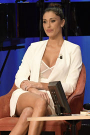 Belen Rodriguez Stills at Maurizio Costanzo Show in Rome Images