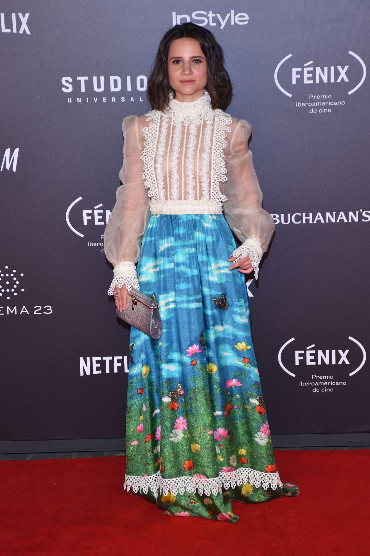 Bianca Comparato Stills at Fenix Film Awards in Mexico City 2017/12/06
