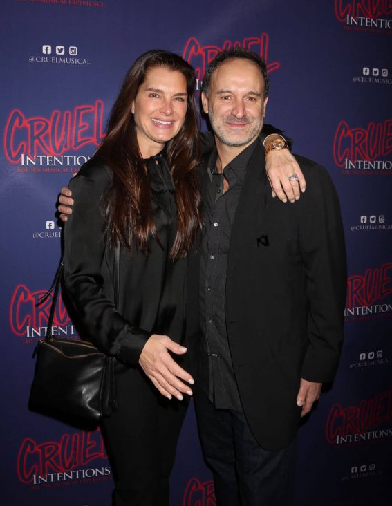 Brooke Shields Stills at Cruel Intentions 90's Musical Experience Opening Night in New York 2017/12/11