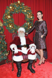 Camilla Belle Stills at Brooks Brothers Holiday Celebration with St Jude Children's Research Hospital