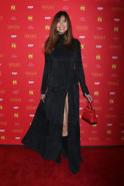 Carol Alt Stills at The Assassination of Gianni Versace: American Crime Story Premiere in New York 2017/12/11