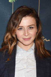 Caterina Scorsone Stills at Brooks Brothers Holiday Celebration with St Jude Children's Research Hospital