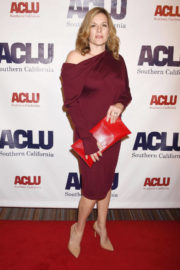 Catherine Dent Stills at Aclu Socal's Annual Bill of Rights Dinner in Los Angeles 2017/12/03