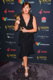 Celia Pacquola Stills at 2017 AACTA Awards in Sydney 2017/12/06