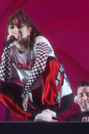 Charli XCX Stills Performs at a Concert in Sydney Images