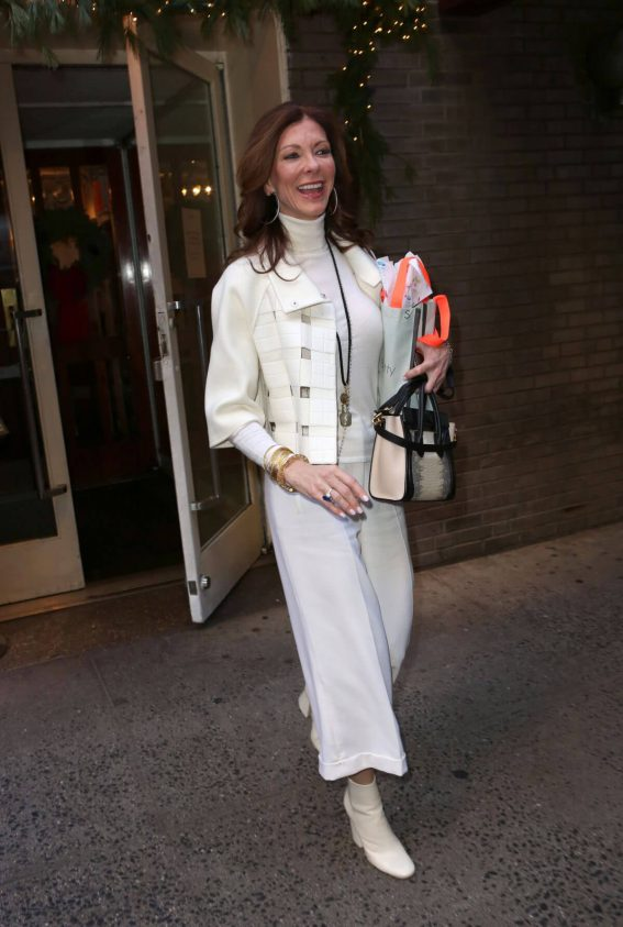 Charlotte Jones Stills at Cosmo's 100 Most Powerful Women Luncheon in New York 2017/12/11