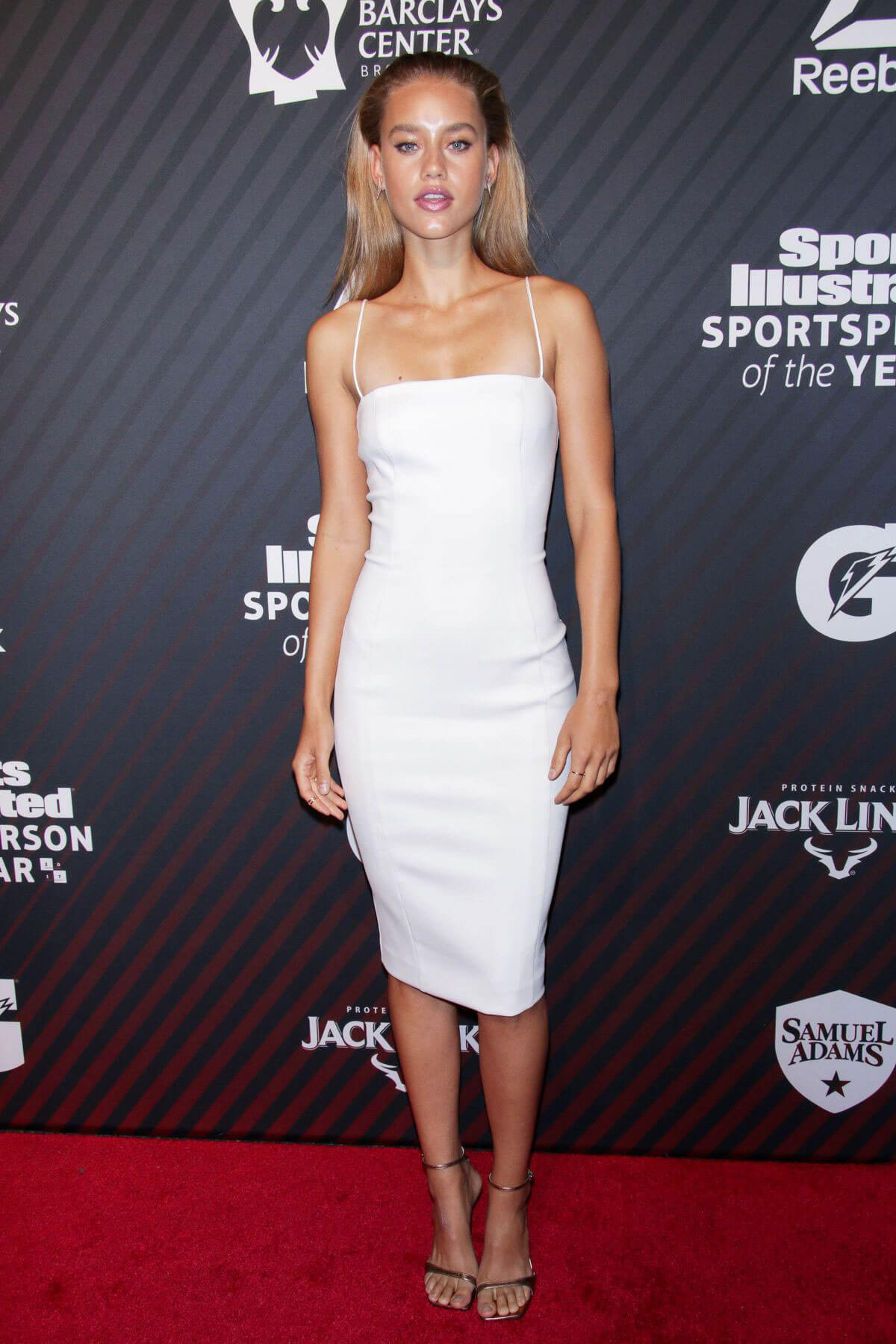 Chase Carter Stills at Sports Illustrated Sportsperson of the Year 2017 Awards in New York 2017/12/05