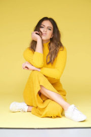 Chloe Bennet Poses by Eric Ray Davidson Photoshoot, December 2017