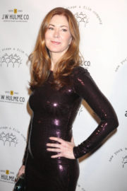 Dana Delany Stills at New York Stage and Film Winter Gala at Pier 60 in New York 2017/12/05