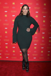 Dascha Polanco Stills at The Assassination of Gianni Versace: American Crime Story Premiere in New York 2017/12/11