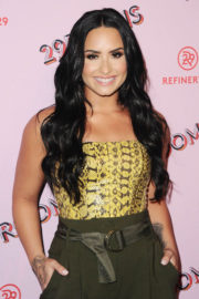 Demi Lovato Stills at Refinery29 29Rooms Los Angeles: Turn It Into Art Opening Party 2017/12/06