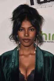 Diamond White Stills at F the Prom Premiere in Hollywood