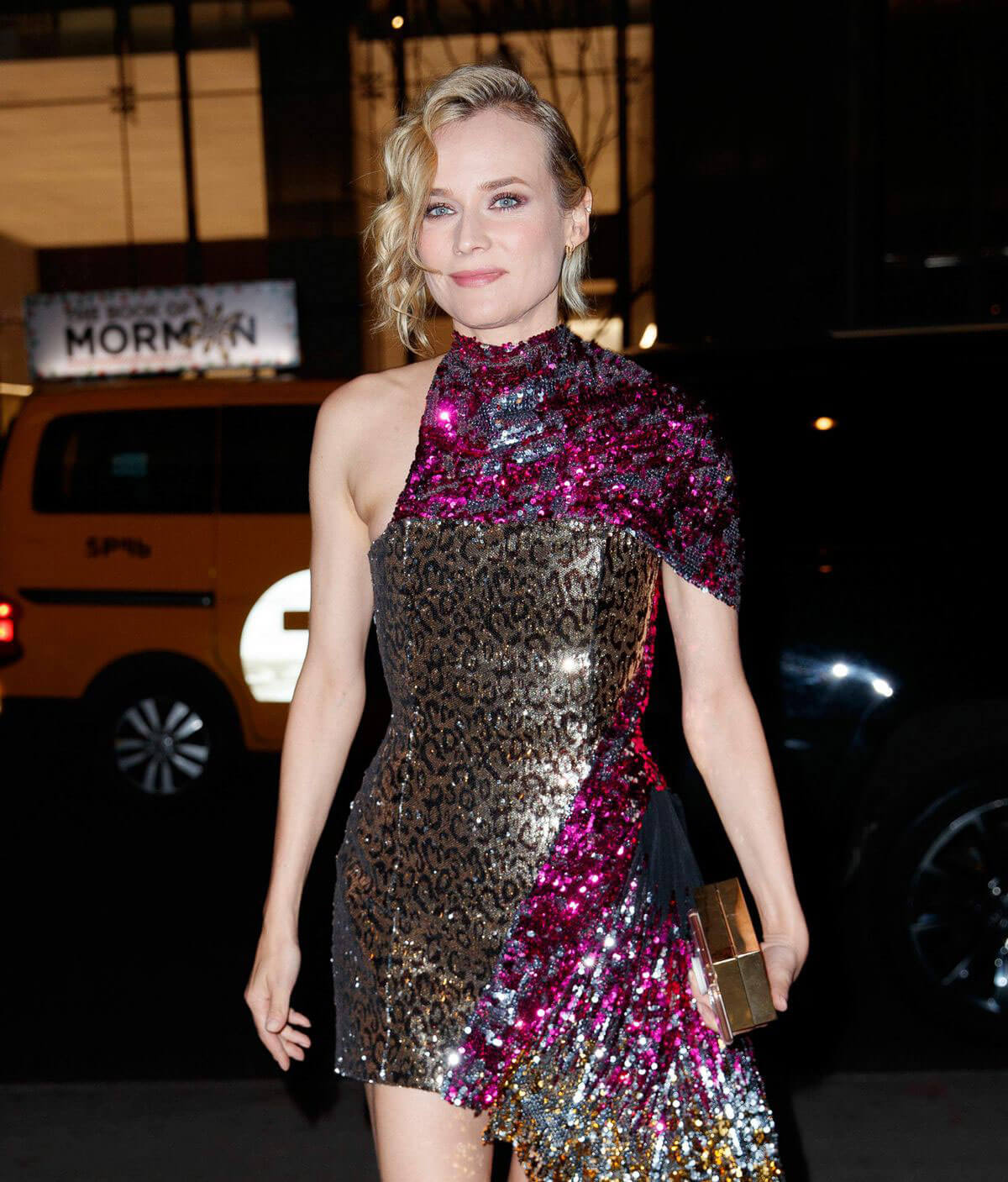 Diane Kruger Stills at In the Fade Premiere in New York 2017/12/04