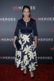 Diane Lane Stills at 11th Annual CNN Heroes: An All-star Tribute in New York 2017/12/17