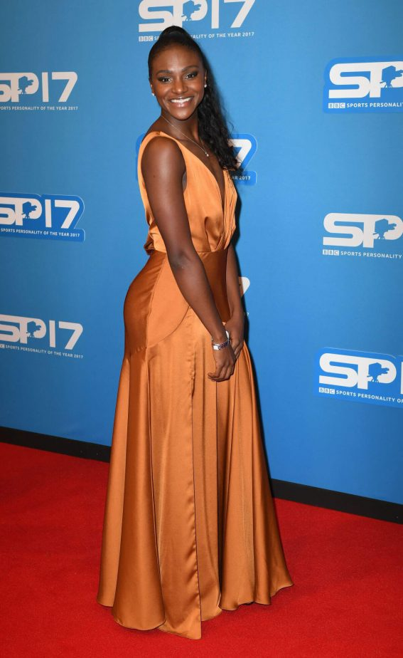 Dina Asher-Smith Stills at BBC Sports Personality of the Year Awards in Liverpool 2017/12/17