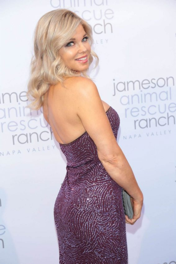 DONNA D'ERRICO at Jameson Animal Rescue Ranch Presents Napa in Need in Beverly Hills