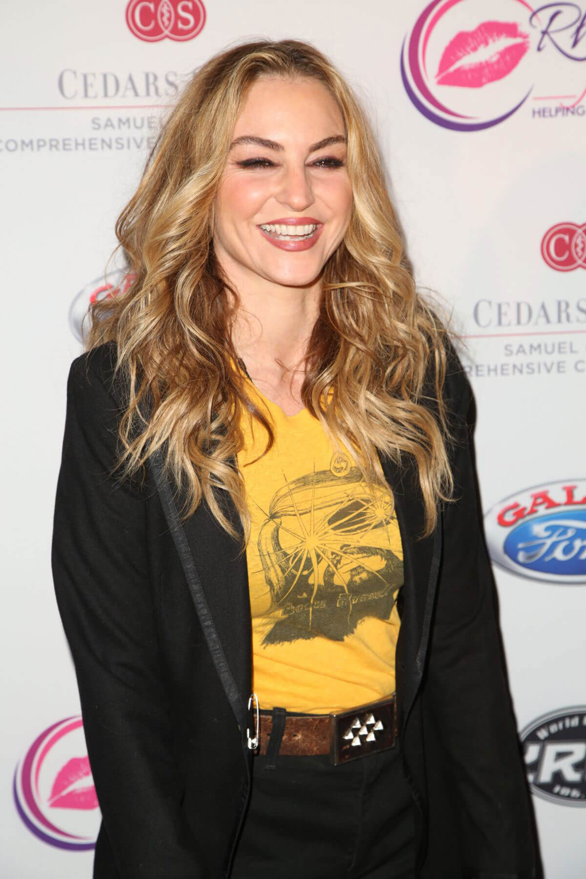Drea de Matteo Stills at 2017 Rhonda's Kiss Los Angeles Benefit Concert at Hollywood Palladium 2017/12/08