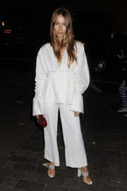 Emma Louise Connolly Stills at Lipsy Winter Wonderland Party in London