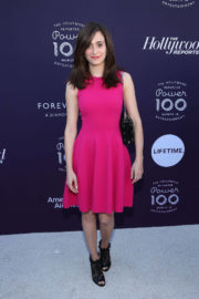 Emmy Rossum Stills at Hollywood Reporter's 2017 Women in Entertainment Breakfast in Los Angeles 2017/12/06