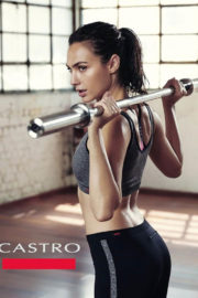 Gal Gadot Poses for Castro Magazine, Spring/Summer 2017 Issue