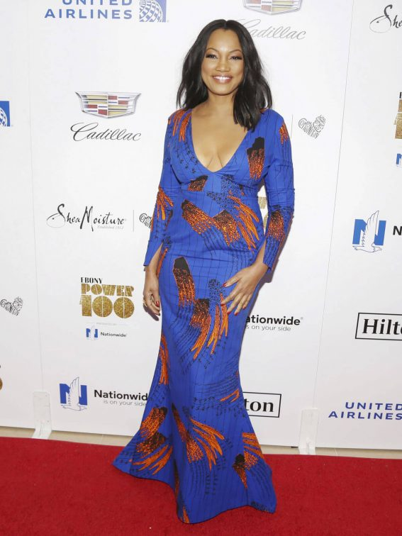 Garcelle Beauvais Stills at Ebony Power 100 Gala in Beverly HIlls 2017/12/01