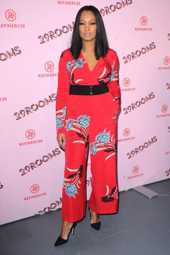 Garcelle Beauvais Stills at Refinery29 29Rooms Los Angeles: Turn It Into Art Opening Party 2017/12/06