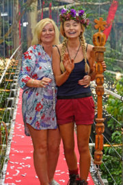 Georgia Toffolo Stills at I'm a Celebrity Get Me Out of Here! in Australia 2017/12/10