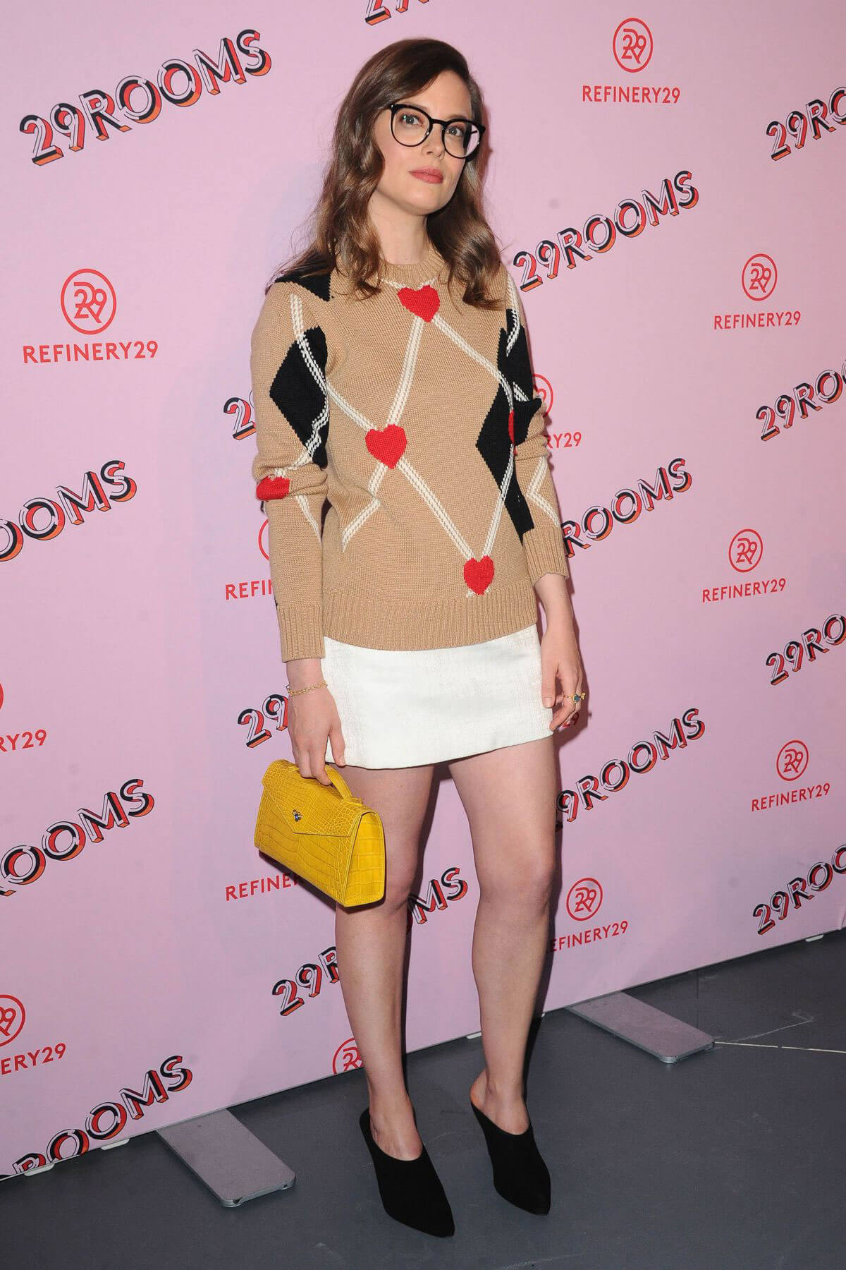 Gillian Jacobs Stills at Refinery29 29Rooms Los Angeles: Turn It Into Art Opening Party 2017/12/06