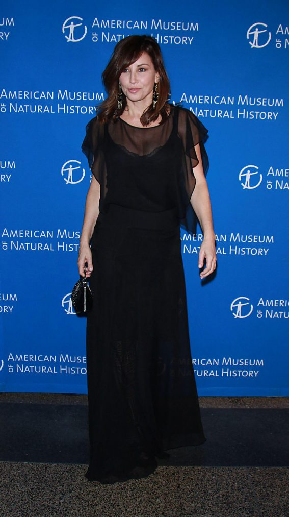 Gina Gershon Stills at American Museum of Natural History 2017 Museum Gala