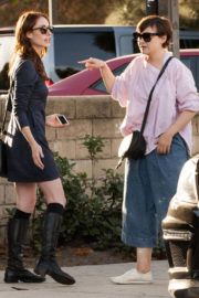 Ginnifer Goodwin and Josh Dallas Stills Out for Lunch in Studio City