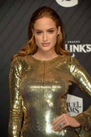 Haley Kalil Stills at Sports Illustrated Sportsperson of the Year 2017 Awards in New York 2017/12/05