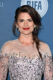 Hayley Atwell Stills at British Independent Film Awards in London 2017/12/10