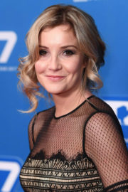 Helen Skelton Stills at BBC Sports Personality of the Year Awards in Liverpool 2017/12/17