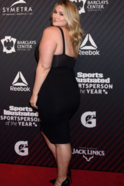 Hunter McGrady Stills at Sports Illustrated Sportsperson of the Year 2017 Awards in New York 2017/12/05