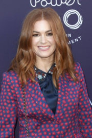 Isla Fisher Stills at Hollywood Reporter's 2017 Women in Entertainment Breakfast in Los Angeles 2017/12/06