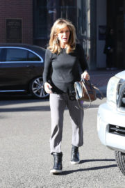 Jaclyn Smith Stills Out and About in Beverly Hills 2017/12/29