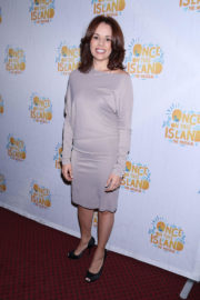 Jane Dacal Stills at Once on This Island Broadway Openingh Night in New York 2017/12/03