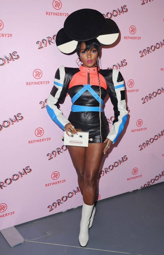 Janelle Monae Stills at Refinery29 29Rooms Los Angeles: Turn It Into Art Opening Party 2017/12/06