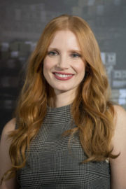 Jessica Chastain Stills at Molly's Game Photocall in Berlin 2017/12/05