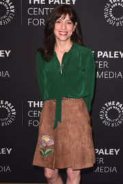 Jessica Goldberg Stills at The Path Season 3 Premiere at Paley Center in Beverly Hills 2017/12/21