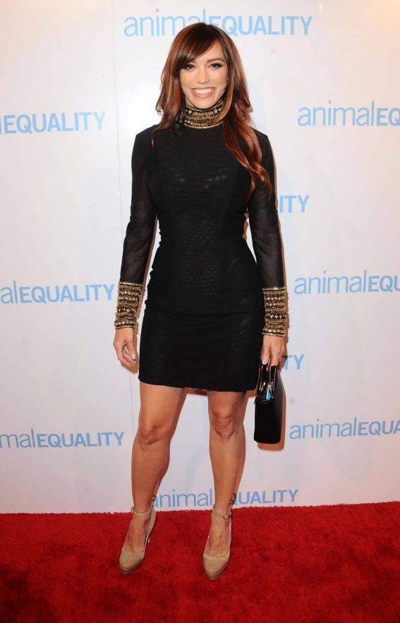 Jessica Sutta Stills at Animal Equality Global Action Annual Gala in Los Angeles 2017/12/02