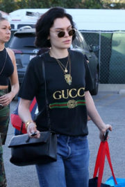 Jessie J Stills Out Shopping in West Hollywood 2017/12/13