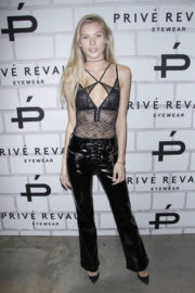 Josie Marie Canseco Stills at Prive Revaux Eyewear's Flagship Launch in New York 2017/12/04