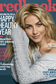 Julianne Hough Stills in Redbook Magazine, February 2018