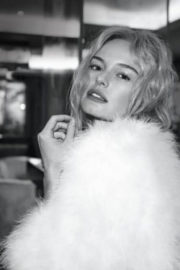 Kate Bosworth Poses for Evening Standard, December 2017 Photos
