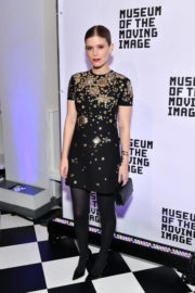 Kate Mara Stills at Museum of the Moving Image Salute to Annette Bening in New York 2017/12/13
