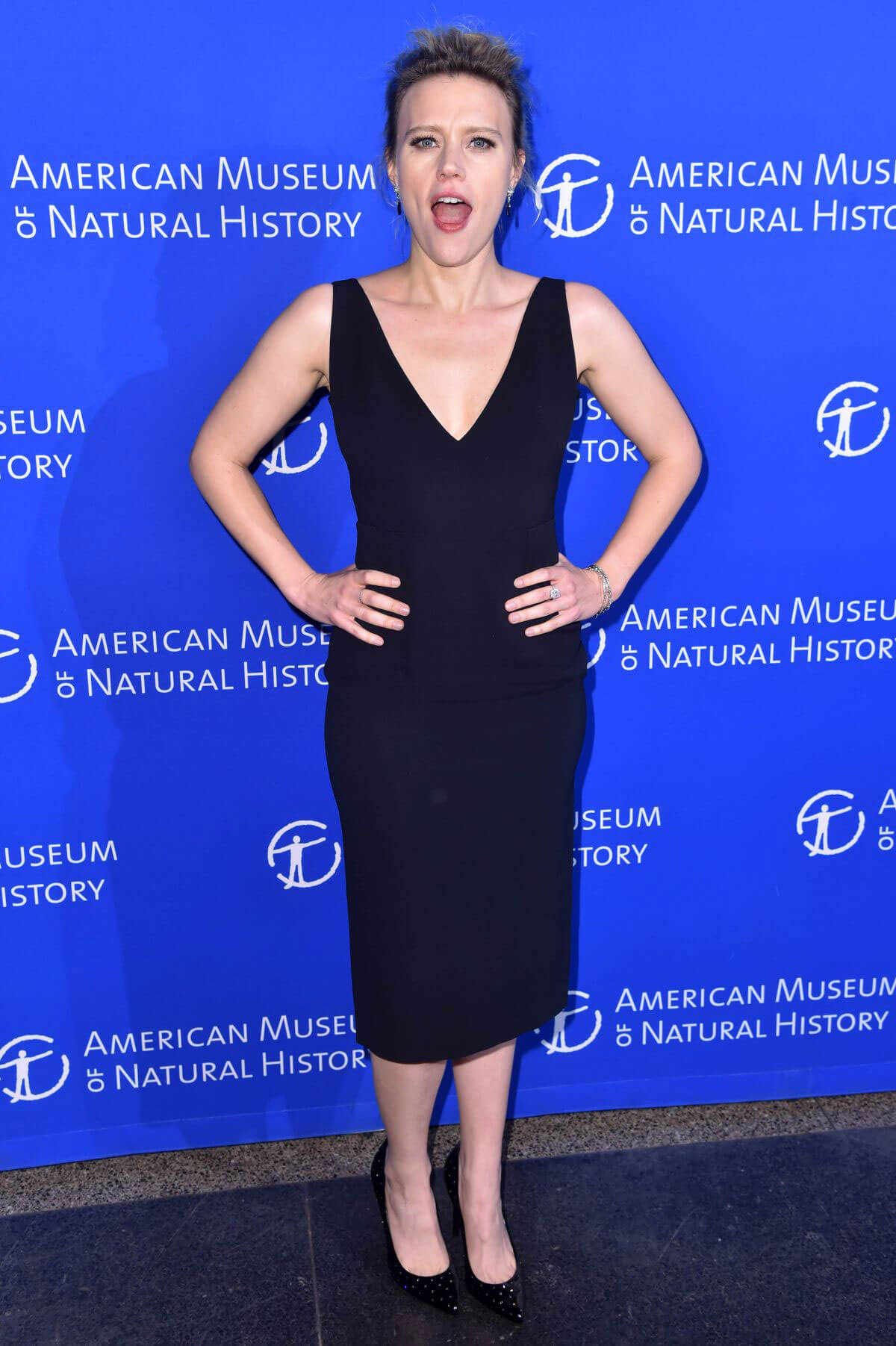 Kate McKinnon Stills at American Museum of Natural History 2017 Museum Gala