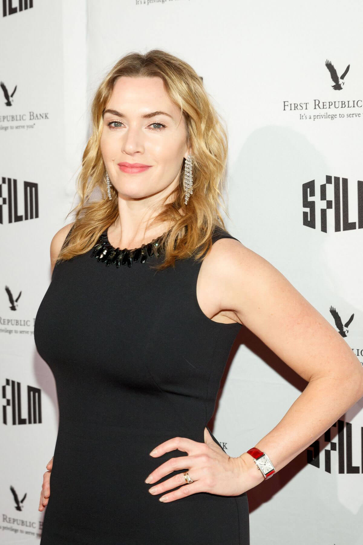 Kate Winslet Stills at San Francisco Film Society Annual Awards Night in San Francisco 2017/12/05